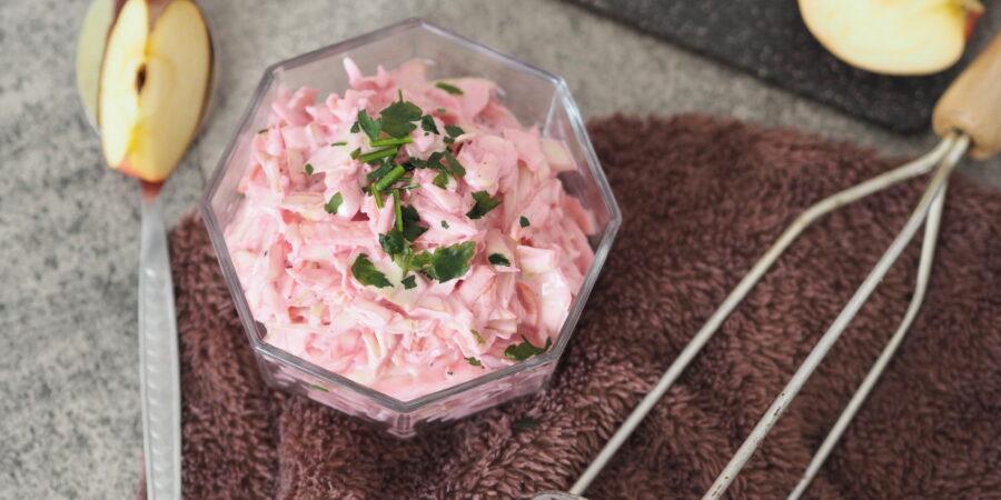 Rosa Krautsalat