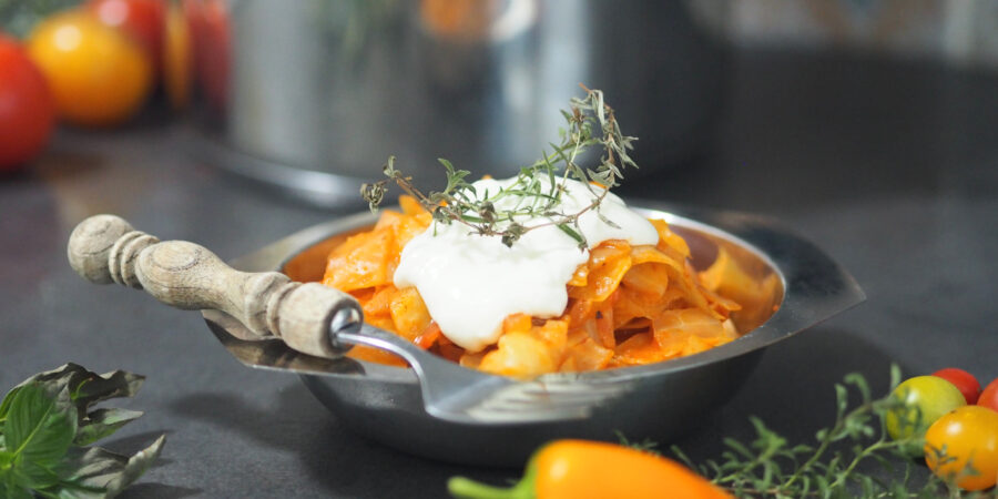 Varza Calita I Herbstgericht I rumänische Küche